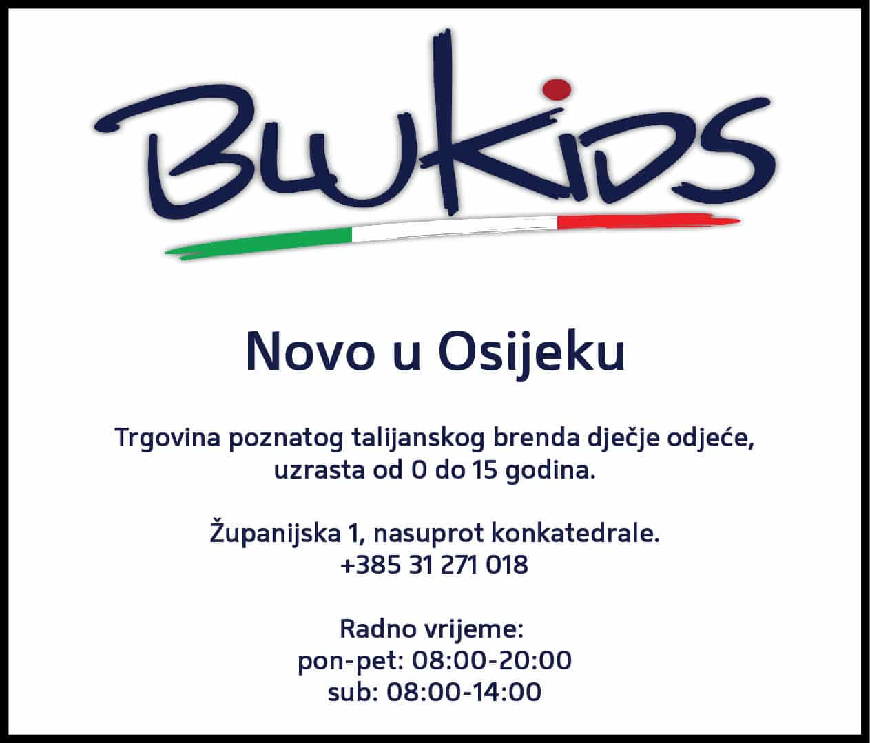 Blukids Osijek