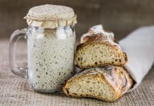 Recepti za kruh bez kvasca i domaći kvasac