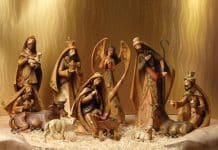 Ljepota Svete Obitelji u prizorima prve božićne noći